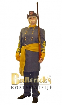 Sydstatare officer