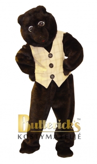 Teddymaskot