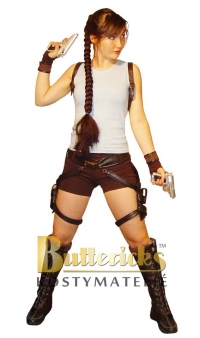 Lara old school