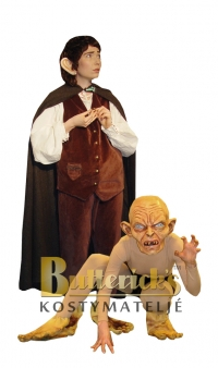 Frodo & Gollum