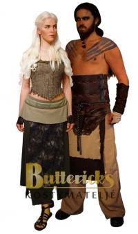 Khaleesi & Khal Drogo