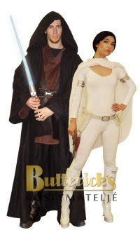 Padmé & Jedi