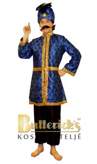 Sultan, blå