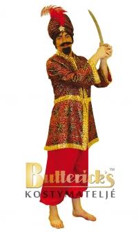 Sultan, röd