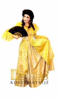 1700-tal Lady Amadeus