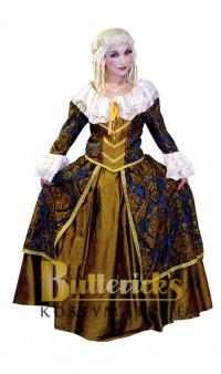 1700-tal Lady Mozart